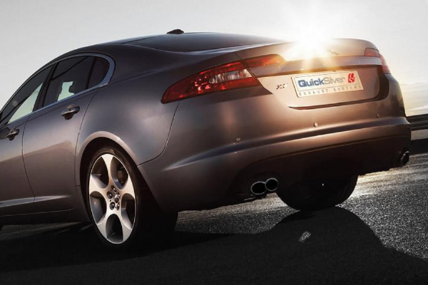 QuickSilver Jaguar XF SV8 4.2L - Performance Sports Exhaust System